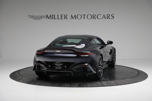 New 2019 Aston Martin Vantage for sale Sold at Alfa Romeo of Greenwich in Greenwich CT 06830 6