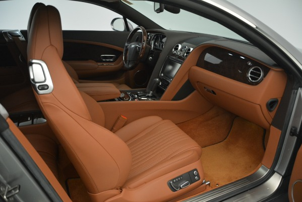 Used 2016 Bentley Continental GT W12 for sale Sold at Alfa Romeo of Greenwich in Greenwich CT 06830 28