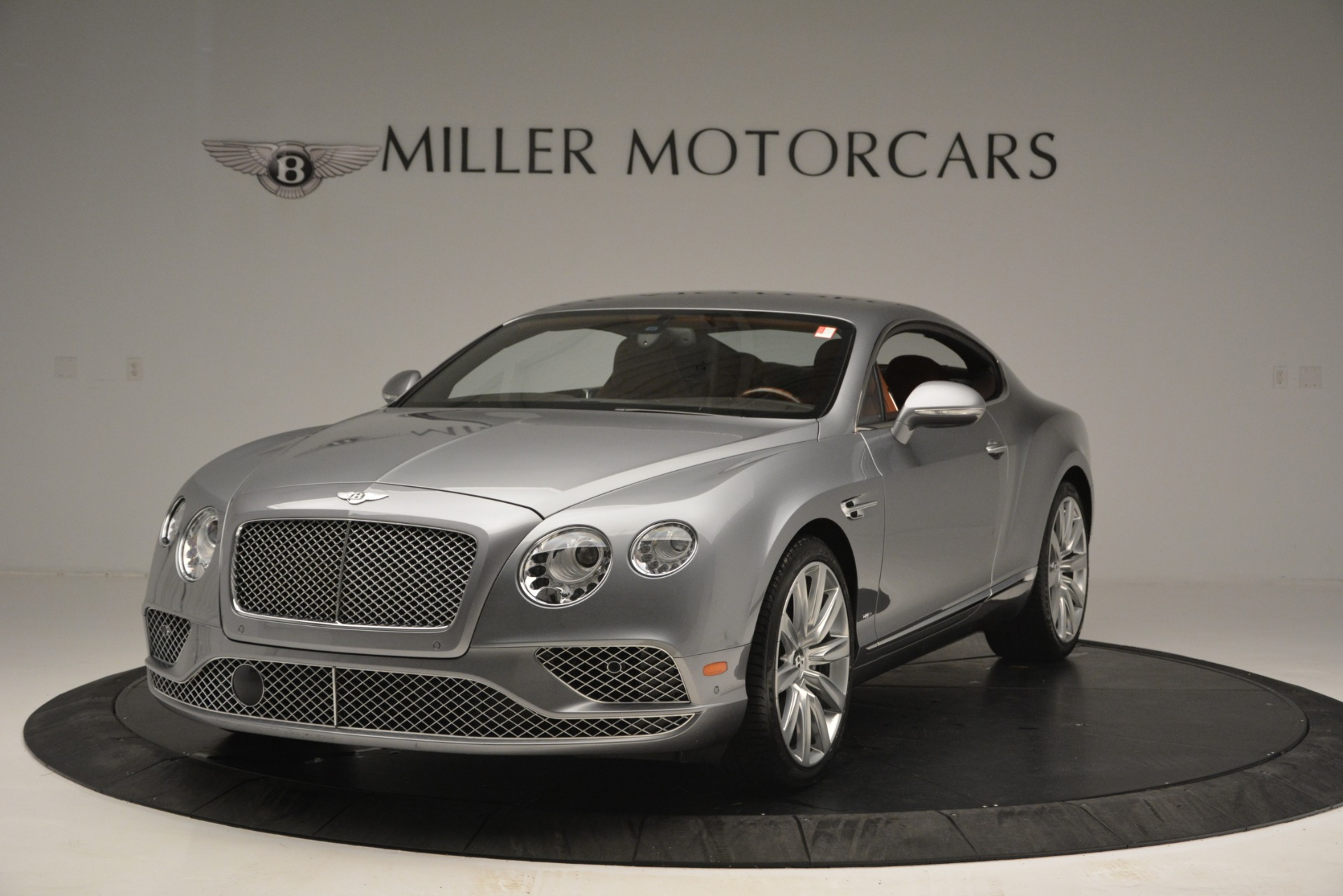 Used 2016 Bentley Continental GT W12 for sale Sold at Alfa Romeo of Greenwich in Greenwich CT 06830 1