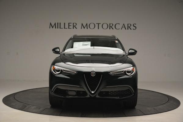 New 2019 Alfa Romeo Stelvio Q4 for sale Sold at Alfa Romeo of Greenwich in Greenwich CT 06830 12
