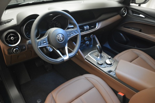New 2019 Alfa Romeo Stelvio Q4 for sale Sold at Alfa Romeo of Greenwich in Greenwich CT 06830 14