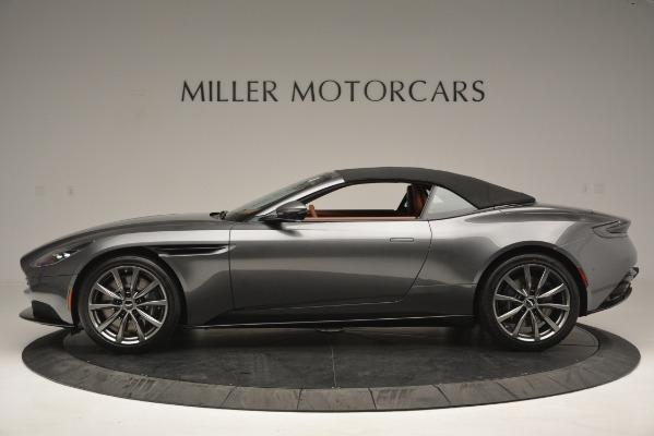Used 2019 Aston Martin DB11 Volante for sale $214,990 at Alfa Romeo of Greenwich in Greenwich CT 06830 15