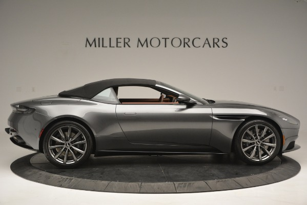 Used 2019 Aston Martin DB11 Volante for sale $214,990 at Alfa Romeo of Greenwich in Greenwich CT 06830 16