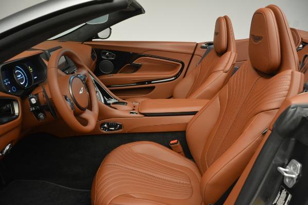 Used 2019 Aston Martin DB11 Volante for sale $214,990 at Alfa Romeo of Greenwich in Greenwich CT 06830 19