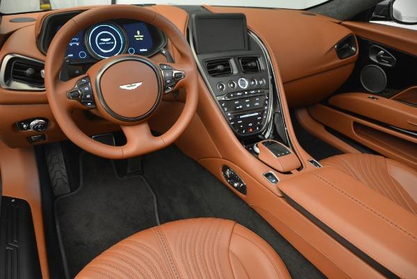 Used 2019 Aston Martin DB11 Volante for sale $214,990 at Alfa Romeo of Greenwich in Greenwich CT 06830 20