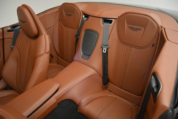 Used 2019 Aston Martin DB11 Volante for sale $214,990 at Alfa Romeo of Greenwich in Greenwich CT 06830 22