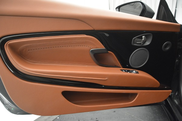 New 2019 Aston Martin DB11 V8 Convertible for sale Sold at Alfa Romeo of Greenwich in Greenwich CT 06830 24