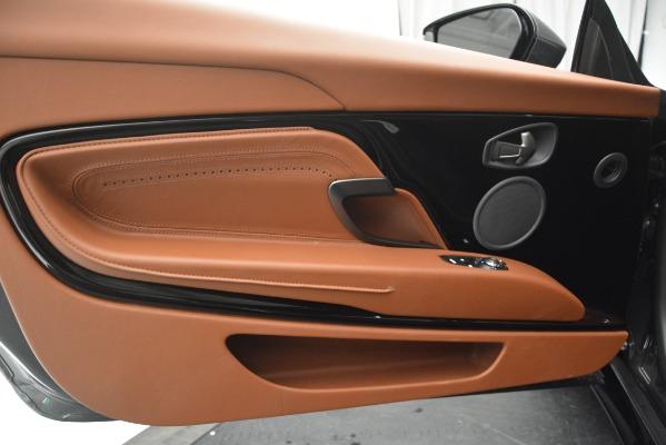 Used 2019 Aston Martin DB11 Volante for sale $214,990 at Alfa Romeo of Greenwich in Greenwich CT 06830 24