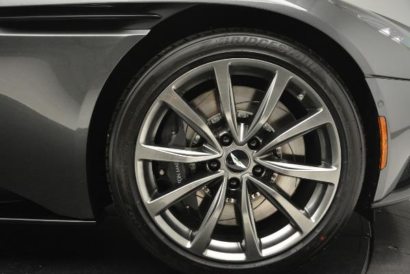 Used 2019 Aston Martin DB11 Volante for sale $214,990 at Alfa Romeo of Greenwich in Greenwich CT 06830 25