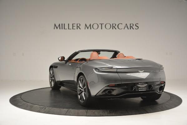 Used 2019 Aston Martin DB11 Volante for sale $214,990 at Alfa Romeo of Greenwich in Greenwich CT 06830 4