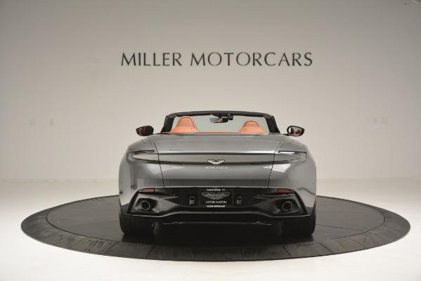 Used 2019 Aston Martin DB11 Volante for sale $214,990 at Alfa Romeo of Greenwich in Greenwich CT 06830 5