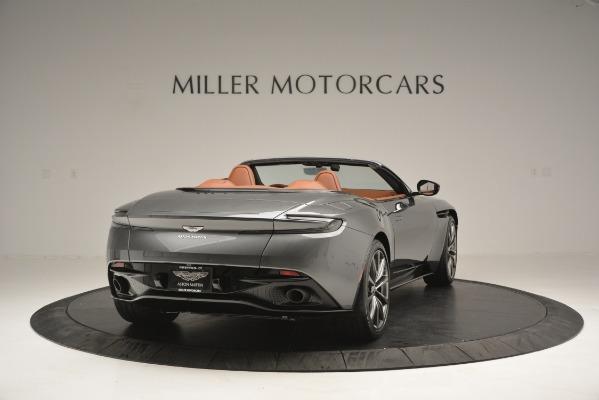 Used 2019 Aston Martin DB11 Volante for sale $214,990 at Alfa Romeo of Greenwich in Greenwich CT 06830 6