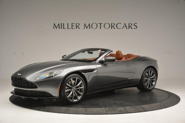 Used 2019 Aston Martin DB11 Volante for sale $214,990 at Alfa Romeo of Greenwich in Greenwich CT 06830 1
