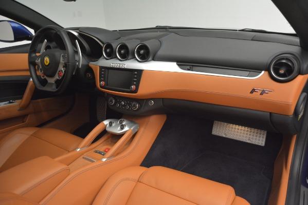 Used 2016 Ferrari FF for sale Sold at Alfa Romeo of Greenwich in Greenwich CT 06830 18