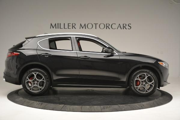 New 2019 Alfa Romeo Stelvio for sale Sold at Alfa Romeo of Greenwich in Greenwich CT 06830 10