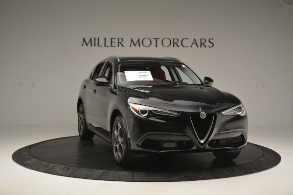 New 2019 Alfa Romeo Stelvio for sale Sold at Alfa Romeo of Greenwich in Greenwich CT 06830 12