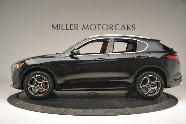 New 2019 Alfa Romeo Stelvio for sale Sold at Alfa Romeo of Greenwich in Greenwich CT 06830 4