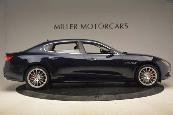 New 2019 Maserati Quattroporte S Q4 GranLusso for sale Sold at Alfa Romeo of Greenwich in Greenwich CT 06830 9
