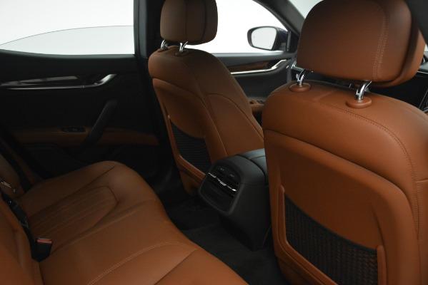 New 2019 Maserati Ghibli S Q4 for sale Sold at Alfa Romeo of Greenwich in Greenwich CT 06830 21