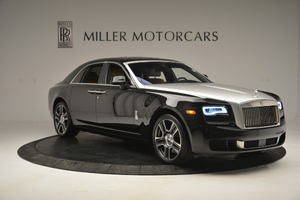 Used 2018 Rolls-Royce Ghost for sale Sold at Alfa Romeo of Greenwich in Greenwich CT 06830 10