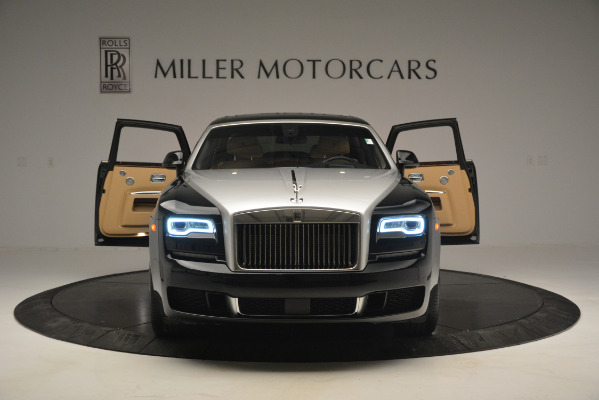 Used 2018 Rolls-Royce Ghost for sale Sold at Alfa Romeo of Greenwich in Greenwich CT 06830 12