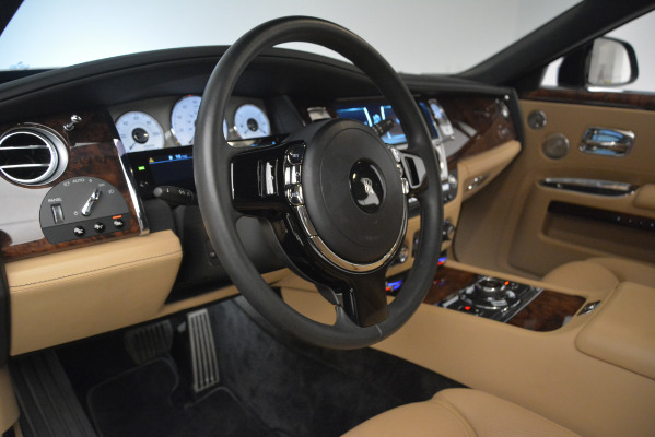 Used 2018 Rolls-Royce Ghost for sale Sold at Alfa Romeo of Greenwich in Greenwich CT 06830 16