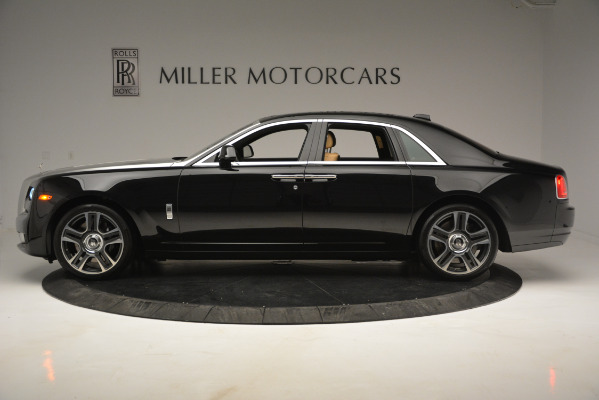 Used 2018 Rolls-Royce Ghost for sale Sold at Alfa Romeo of Greenwich in Greenwich CT 06830 2