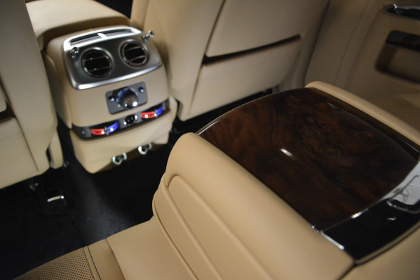 Used 2018 Rolls-Royce Ghost for sale Sold at Alfa Romeo of Greenwich in Greenwich CT 06830 23