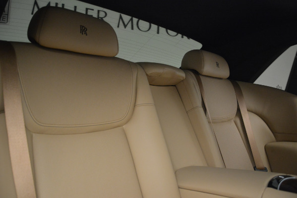 Used 2018 Rolls-Royce Ghost for sale Sold at Alfa Romeo of Greenwich in Greenwich CT 06830 28