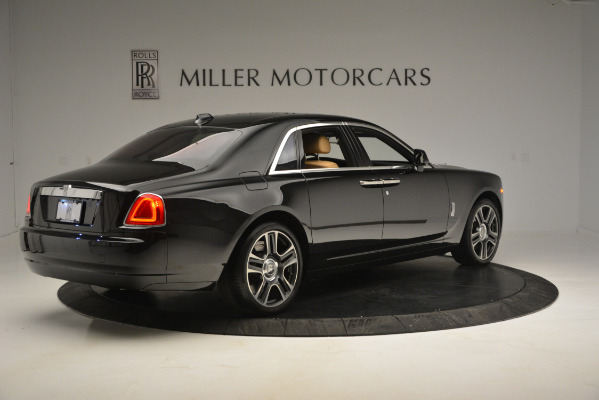 Used 2018 Rolls-Royce Ghost for sale Sold at Alfa Romeo of Greenwich in Greenwich CT 06830 8