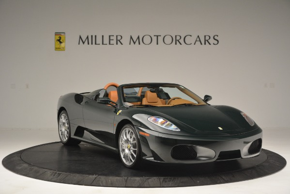 Used 2005 Ferrari F430 Spider for sale Sold at Alfa Romeo of Greenwich in Greenwich CT 06830 11