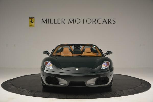 Used 2005 Ferrari F430 Spider for sale Sold at Alfa Romeo of Greenwich in Greenwich CT 06830 12
