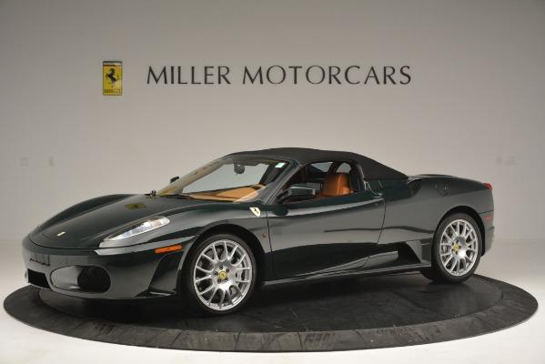 Used 2005 Ferrari F430 Spider for sale Sold at Alfa Romeo of Greenwich in Greenwich CT 06830 14