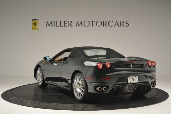Used 2005 Ferrari F430 Spider for sale Sold at Alfa Romeo of Greenwich in Greenwich CT 06830 17