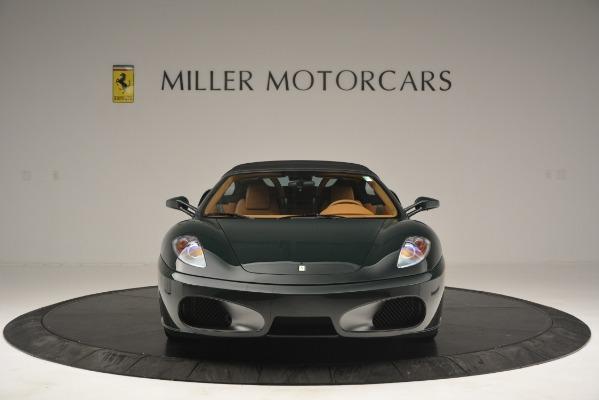 Used 2005 Ferrari F430 Spider for sale Sold at Alfa Romeo of Greenwich in Greenwich CT 06830 24