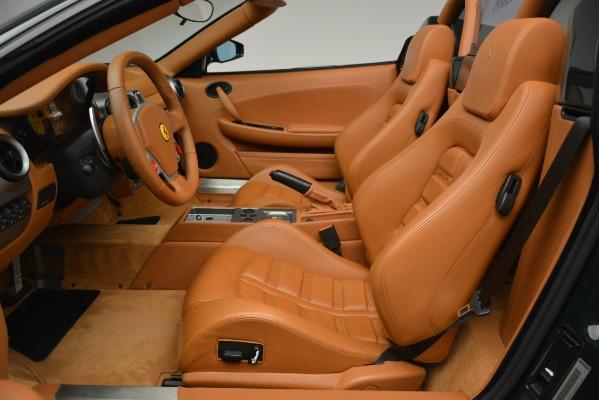 Used 2005 Ferrari F430 Spider for sale Sold at Alfa Romeo of Greenwich in Greenwich CT 06830 26