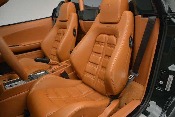 Used 2005 Ferrari F430 Spider for sale Sold at Alfa Romeo of Greenwich in Greenwich CT 06830 27