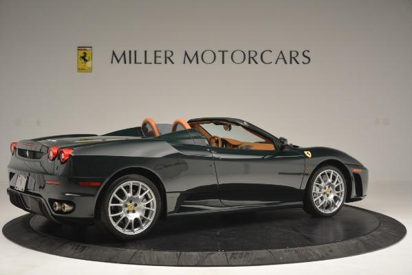 Used 2005 Ferrari F430 Spider for sale Sold at Alfa Romeo of Greenwich in Greenwich CT 06830 8