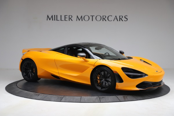 Used 2019 McLaren 720S Performance for sale $309,990 at Alfa Romeo of Greenwich in Greenwich CT 06830 10