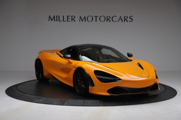 Used 2019 McLaren 720S Performance for sale $309,990 at Alfa Romeo of Greenwich in Greenwich CT 06830 11