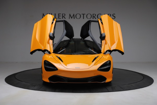 Used 2019 McLaren 720S Performance for sale $309,990 at Alfa Romeo of Greenwich in Greenwich CT 06830 13