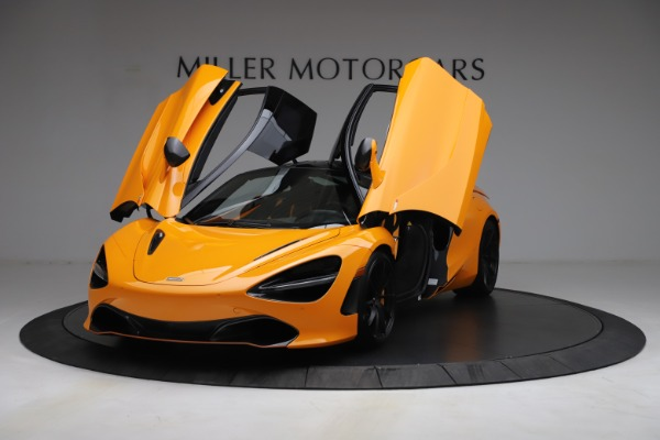 Used 2019 McLaren 720S Performance for sale $309,990 at Alfa Romeo of Greenwich in Greenwich CT 06830 14