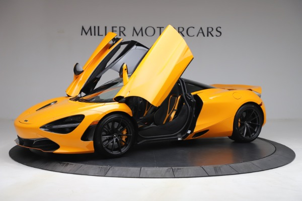 Used 2019 McLaren 720S Performance for sale $309,990 at Alfa Romeo of Greenwich in Greenwich CT 06830 15