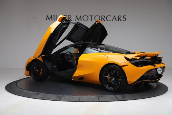 New 2019 McLaren 720S Performance for sale Sold at Alfa Romeo of Greenwich in Greenwich CT 06830 17