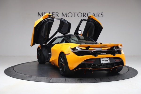 New 2019 McLaren 720S Performance for sale Sold at Alfa Romeo of Greenwich in Greenwich CT 06830 18