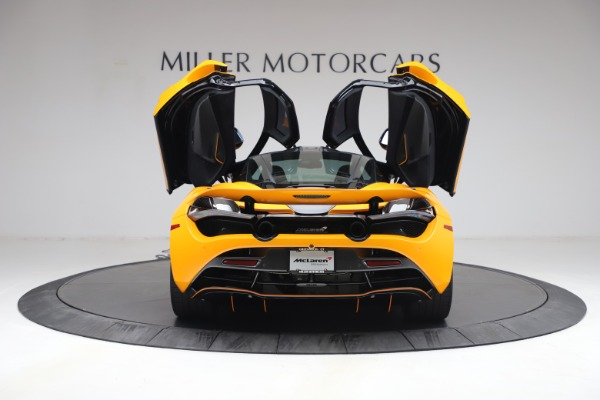 Used 2019 McLaren 720S Performance for sale $309,990 at Alfa Romeo of Greenwich in Greenwich CT 06830 19