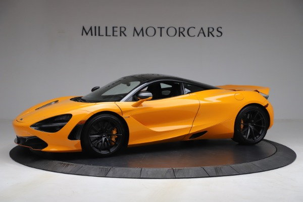 New 2019 McLaren 720S Performance for sale Sold at Alfa Romeo of Greenwich in Greenwich CT 06830 2