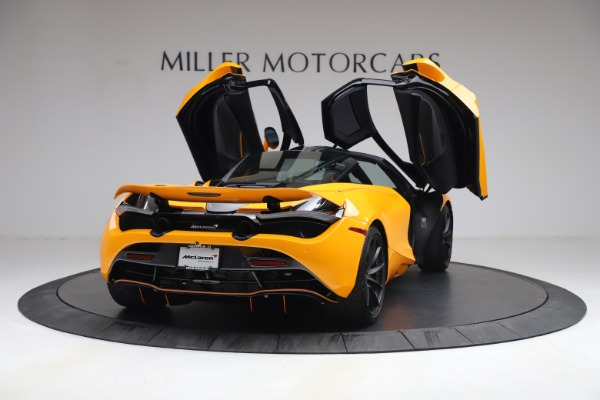 New 2019 McLaren 720S Performance for sale Sold at Alfa Romeo of Greenwich in Greenwich CT 06830 20