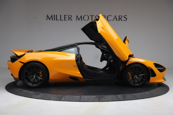 New 2019 McLaren 720S Performance for sale Sold at Alfa Romeo of Greenwich in Greenwich CT 06830 22