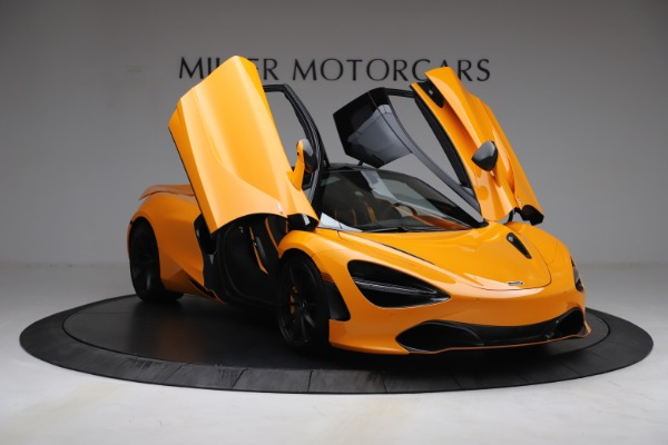 Used 2019 McLaren 720S Performance for sale $309,990 at Alfa Romeo of Greenwich in Greenwich CT 06830 24